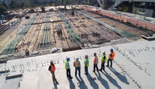 ドローンの力を建設業界に役立てる方法
