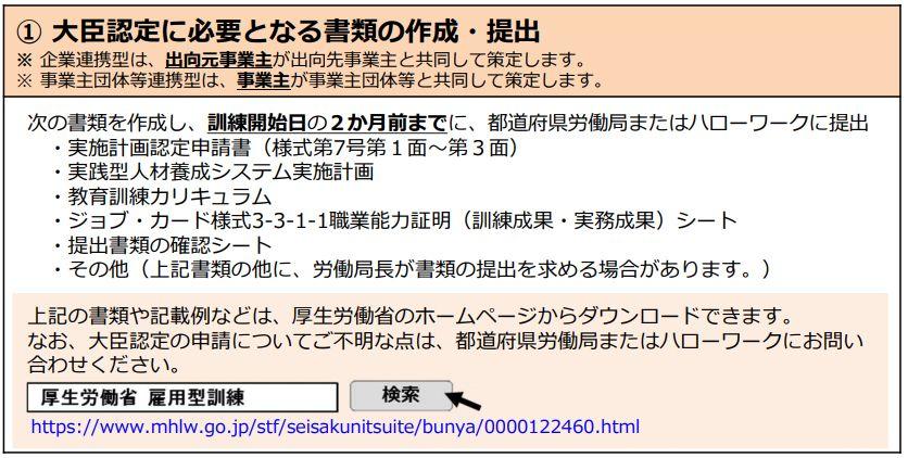 画像引用:「人材開発支援助成金のご案内(詳細版)」24p