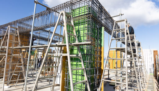 RC造の基本知識 構造特性から施工フローをご紹介