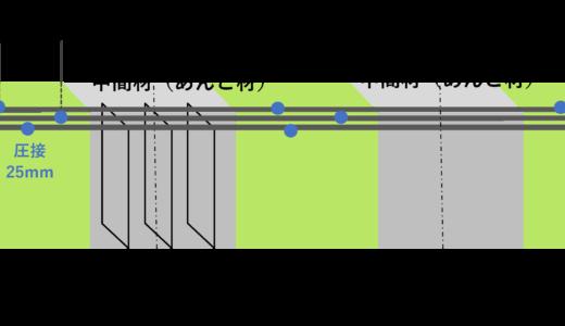 梁の鉄筋の基本 拾い方から圧接の位置までご紹介